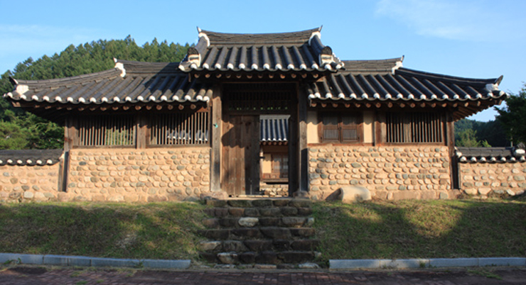 Nam Jahyeon and Jigyeong Maeul(Jigyeong Town)